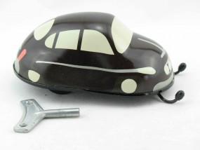 Wendeauto Tatra 603, schwarz von KOVAP - Blechspielzeug