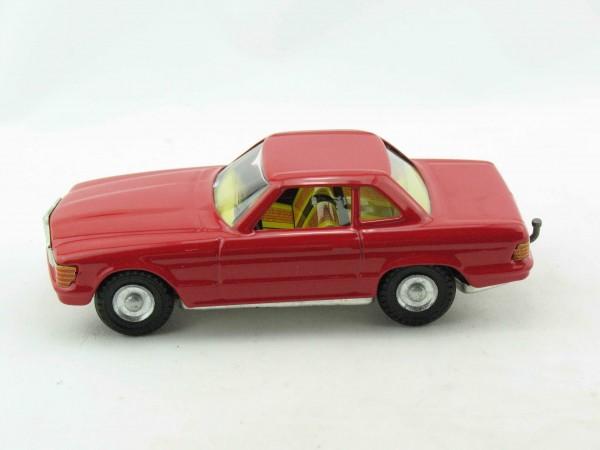 Mercedes SL Coupe, CKO Replica rot von KOVAP - Blechspielzeug