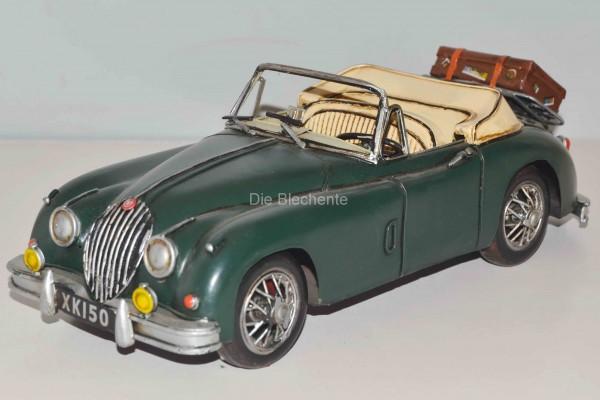 Blechmodell - Jaguar XK150 1950