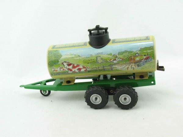 Traktor Zubehör Gülleanhänger von KOVAP - Blechspielzeug