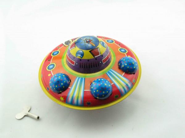 Blechspielzeug - Raumschiff, Ufo
