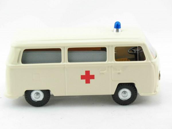 VW Bus KRANKENWAGEN CKO Replica von KOVAP - Blechspielzeug