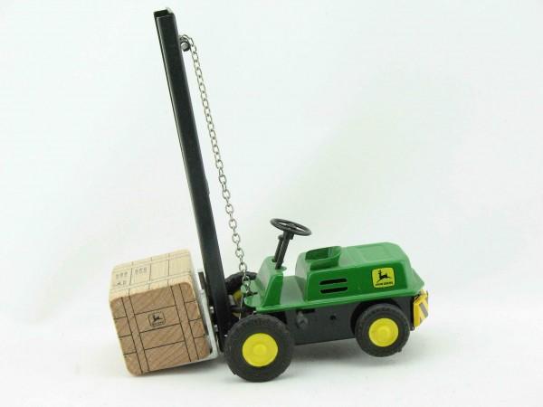 Gabelstapler John Deere von KOVAP - Blechspielzeug