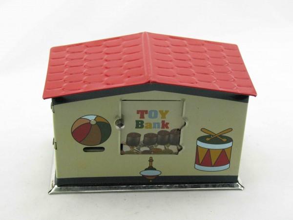 Blechspielzeug - Spardose Toy Bank, Nostalgie