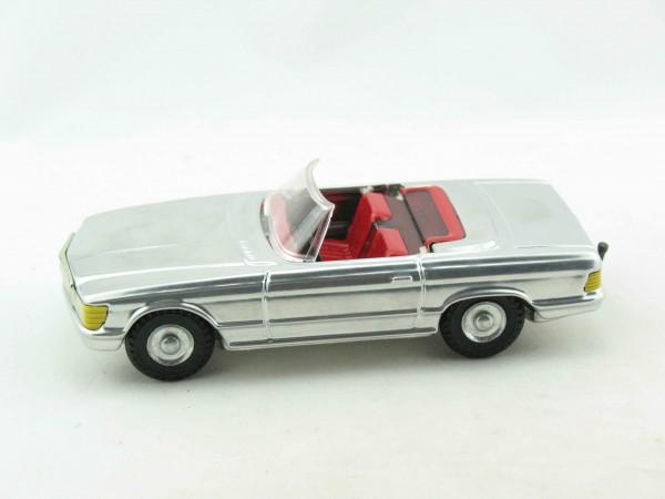 Mercedes SL Cabrio, CKO Replica, silber von KOVAP - Blechspielzeug