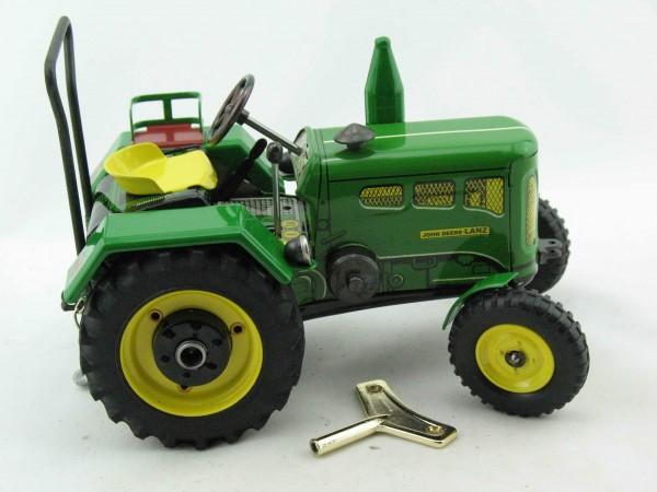 Traktor John Deere Lanz D2416 lim. Sondermodell von KOVAP - Blechspielzeug