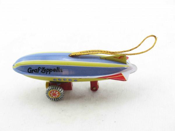 Blechspielzeug - Deko-Zeppelin