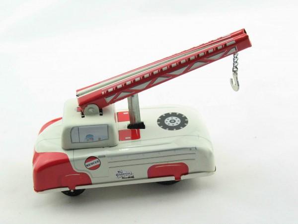 Blechspielzeug - Auto - Handdrückabschlepper