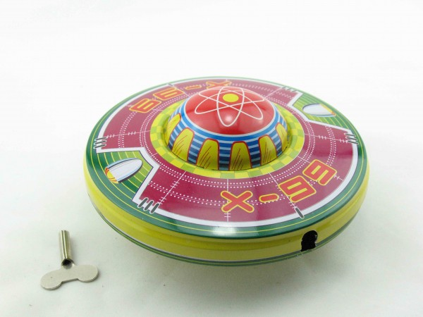 Blechspielzeug - Ufo Neptune X 99