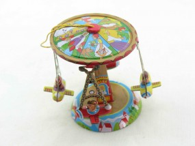 Blechspielzeug - Deko-Karussell