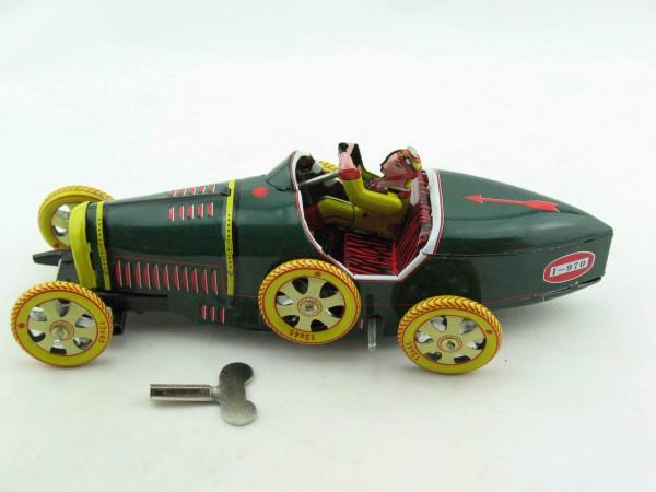 Blechspielzeug - Auto Rennwagen - Bugatti