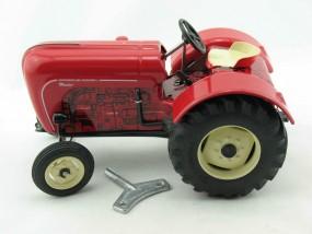 Traktor Porsche Diesel Master von KOVAP - Blechspielzeug