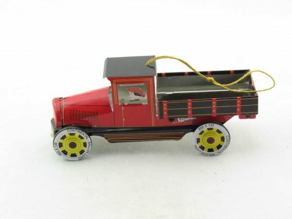 Blechspielzeug - Deko Lastwagen Pickup