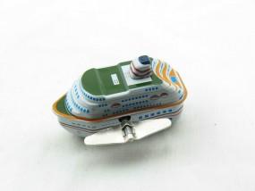 Blechspielzeug - Kreuzfahrtschiff, Cruise mini