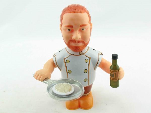 Blechspielzeug - Koch, Food Flippin Mario