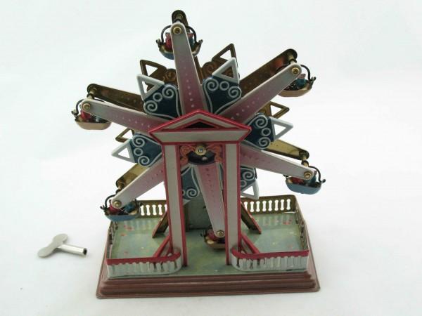 Blechspielzeug - Karussell Riesenrad