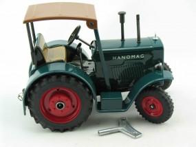 Traktor Hanomag R40, türkis, Neuheit 2015, von KOVAP - Blechspielzeug