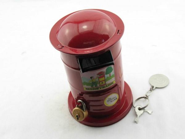 Blechspielzeug - Spardose Letter Box Bank, Briefkasten