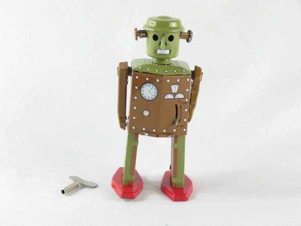 Blechspielzeug - Roboter Atomic Man