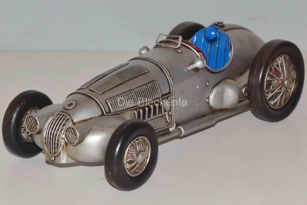 Blechmodell - Rennwagen Mercedes Silberpfeil