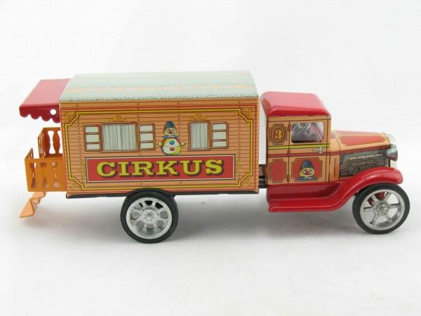 Hawkeye LKW Zirkus-Wohnmobil von KOVAP - Blechspielzeug