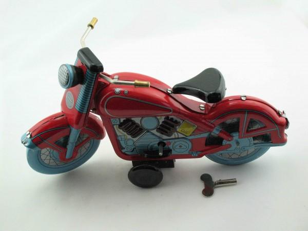 Blechspielzeug - Motorrad Harley groß