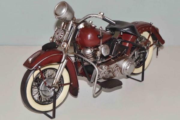 Blechmodell - Motorrad Indian 1950