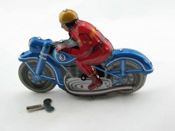 Blechspielzeug - Motorrad, Rennmotorrad Motodrive