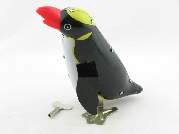 Blechspielzeug - Pinguin groß