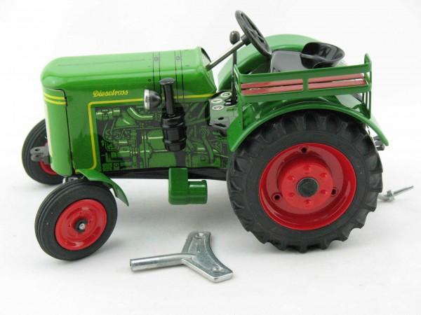 Traktor Fendt F 20 DIESELROSS von KOVAP - Blechspielzeug
