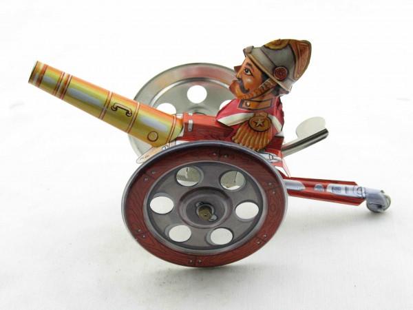 Blechspielzeug - Kanone, Geschütz