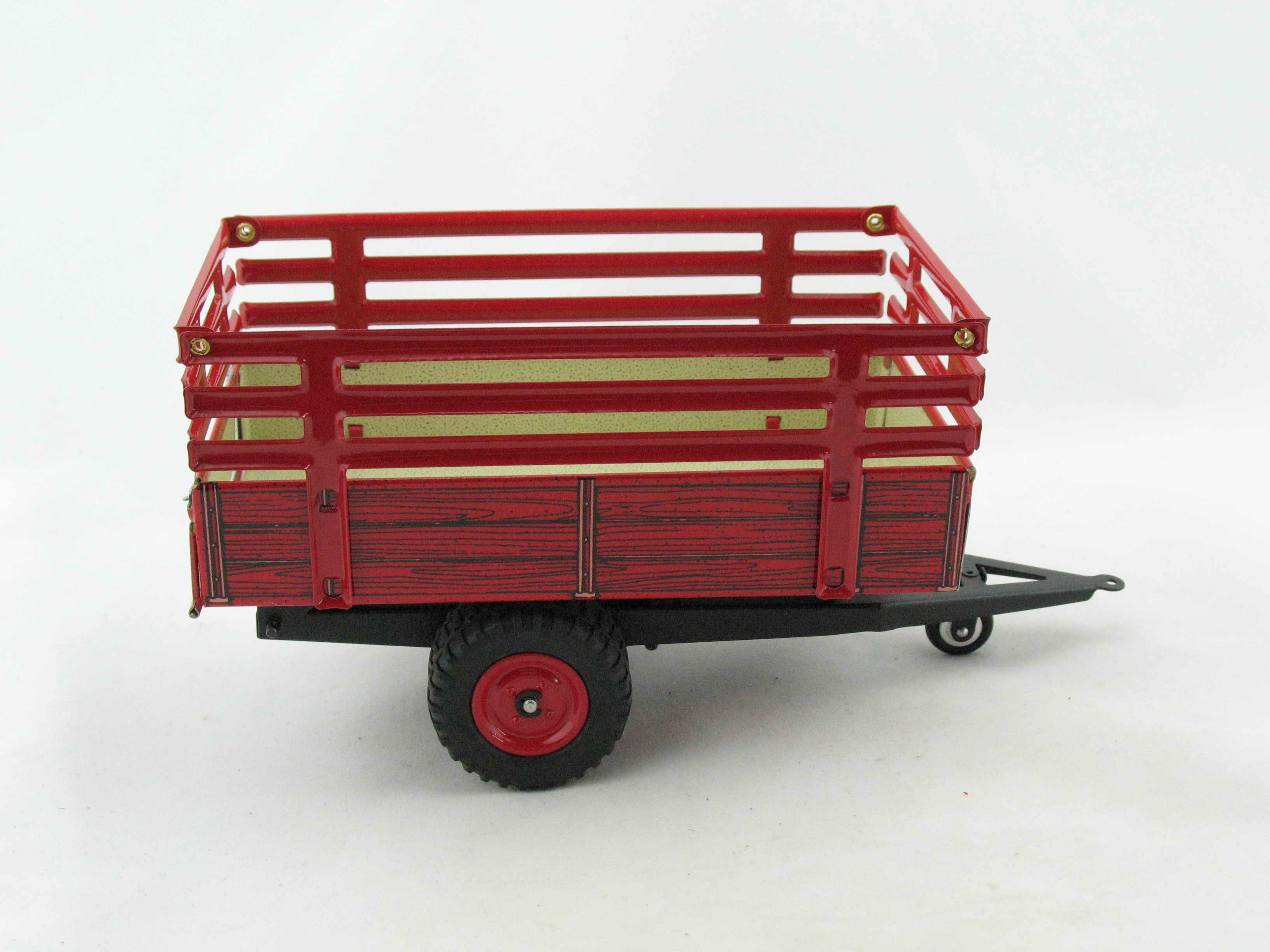 traktor anh nger kipper mit gitteraufbau von kovap. Black Bedroom Furniture Sets. Home Design Ideas