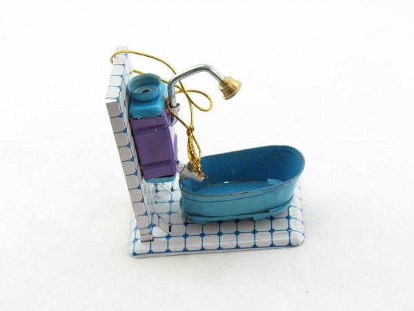Blechspielzeug - Deko-Badewanne