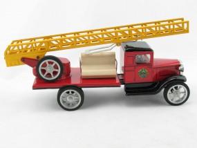 Hawkeye LKW Feuerwehr Leiterwagen von KOVAP - Blechspielzeug