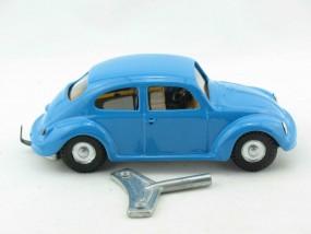 VW Käfer mit Uhrwerk, CKO Replica von KOVAP - Blechspielzeug