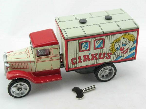 HAWKEYE LKW Zirkuswagen von KOVAP - Blechspielzeug