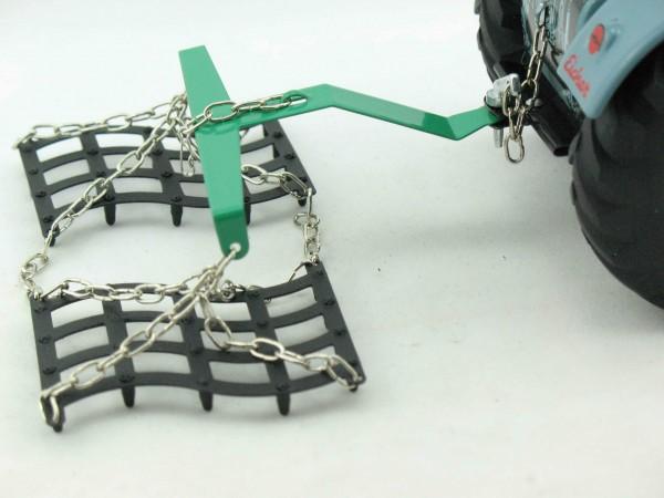 Traktor Zubehör Egge von KOVAP - Blechspielzeug