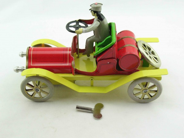 Blechspielzeug - Oldtimer Cabrio