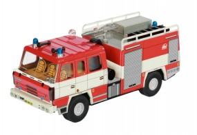 Tatra 815 LKW Feuerwehr von KOVAP - Blechspielzeug