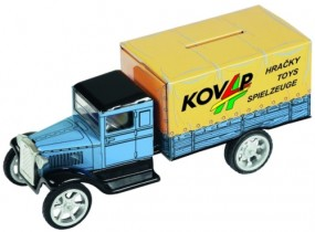 Hawkeye LKW Spardose von KOVAP - Blechspielzeug