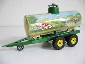 Traktor Zubehör Gülleanhänger JOHN DEERE von KOVAP - Blechspielzeug