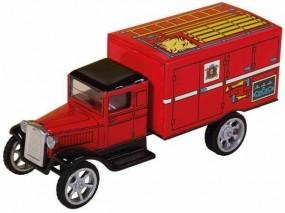 HAWKEYE LKW Kastenwagen Feuerwehr von KOVAP - Blechspielzeug