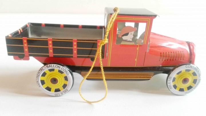 camion di di Pickup giocattolo deco di lattaPersonefigure persone mnwyvN0O8