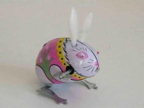 Blechspielzeug - Hase klein