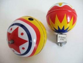 Blechspielzeug - Kreisel Filou, der singende Kreisel