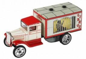 HAWKEYE LKW Tierkäfig von KOVAP - Blechspielzeug