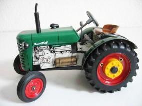 Traktor ZETOR 25 A von KOVAP - Blechspielzeug